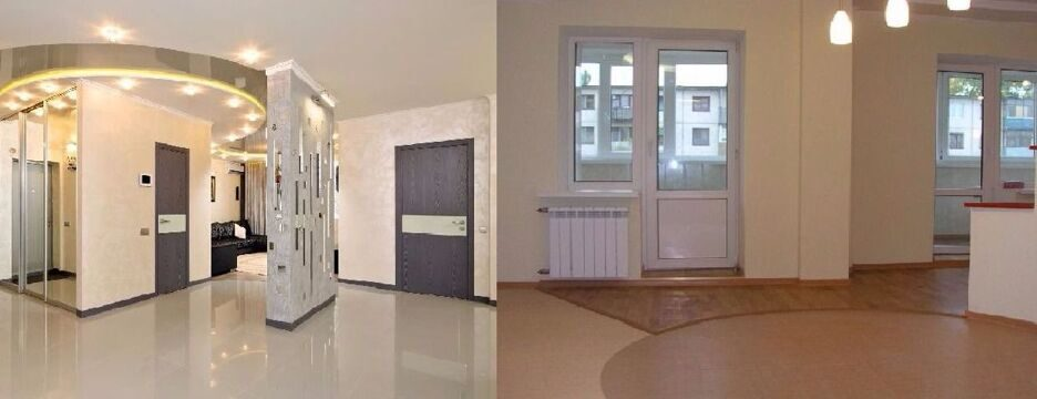 Сколько стоит ремонт квартиры 50 кв м в Тюмени: стоимость